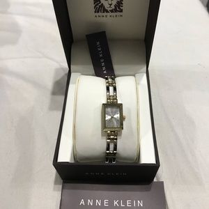 anne klein watch NWT and box.